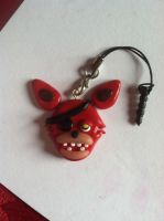 Foxy charm from Five Nights at Freddy's by Xi-Za