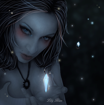 Dreaming of Fireflies by venomousey