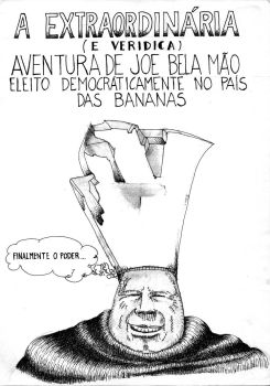 Fanzine Francisco.lanca Bananas by franciscolanca