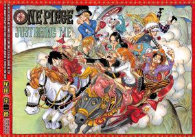 One Piece Top Ten Characters Popularity Poster by weissdrum