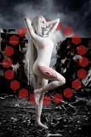 Shiro Deadman Wonderland by JubyHeadshot