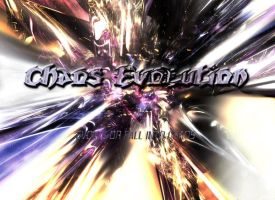 Chaos Evolution wallpaper by imaximus