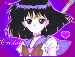 Sailor Saturn by Sailorcristal