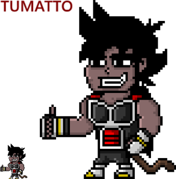 Pixel Matto by Tumatto