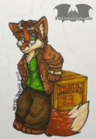 C - RF2012 Badge - Malicai by Temrin