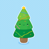 Cute Christmas Tree by apparate