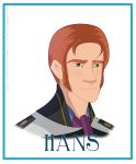 Fanart - Hans by pitchblack1994