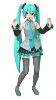 #Remade DT default miku by Mil-O