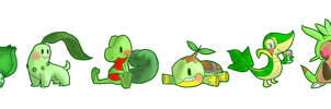 Grass Starters by SparkHog