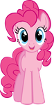 Pinkie Pie Hugs Vector by kittyhawk-contrail