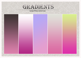Gradients - 1 by ManGo-01