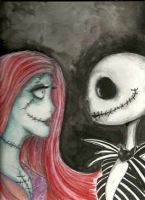 Jackandsally by art-of-minimoon