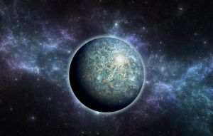 Little Blue Planet by LonelySorceress