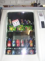 Zombie Vending Machine by LostZombies