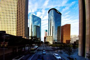 Houston Downtown by EdgyPicture
