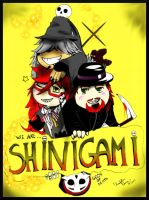 We are Shinigami by FuriarossaAndMimma