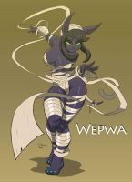commission Wepwa by Einom