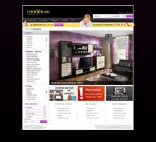 Layout for i-meble.eu by CargoDesign