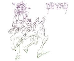 Dryad by RipperSplitter