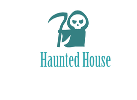 Haunted house logo by DJ0024