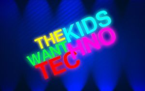The Kids Want Techno by Tyger18