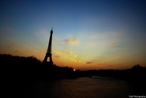 Paris by DreamVision12