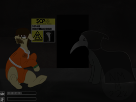Reverse Commission: Baryon Stuck in SCP by Nightmare-Moon222