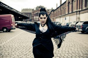 Regina Mills alias Evil Queen  Once Upon A Time by PeytonCosplay