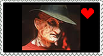 Freddy Krueger Stamp by Zeah1Renee5Voinovich