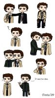 Why Spn Season 5 is Awesome by Frotu