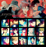 Avatars of movie 13 by Ayato-msoms
