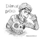 Damon Baird by Nurbzwax