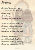 Perfection poem by Nightglider