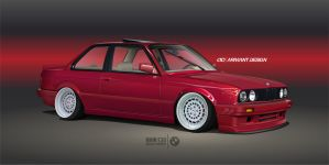 bmw baggy DONE by ARTriviant