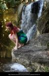 Waterfall16 by faestock