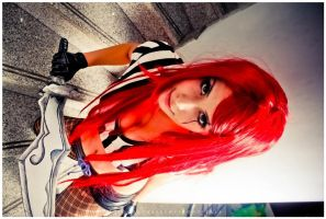 Red Card Katarina - League Of Legends II. by Candustark