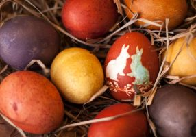 Easter Eggs II by DillonStein