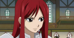 Erza by DawnTomorrow