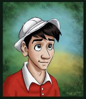 Gilligan_disney style by chill13