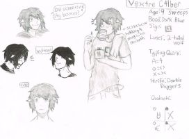 Vexare Ref Sheet by TheAnimeAddiction