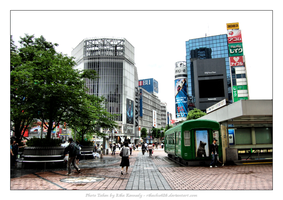 Center of Shibuya lll by rikachu426