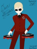 Dave Strider- No lines by Monochrome-Colors