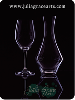 Classic Glass by JuliaGraceArts