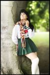 Goshinboku Tree by WhiteRavenCosplay