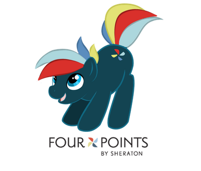 MLP: Four Points by SaddlePatch