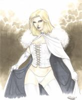 Emma Frost Lo Res  by Sajad126
