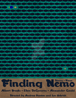 Finding Nemo Movie Poster 2.0 by BaconALaCarte