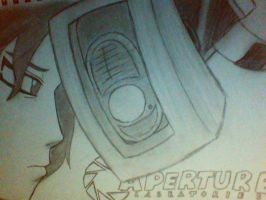 Aperture Science by counselorslug