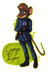 TGMD OC Series - George Fairfaxe by Yaraffinity
