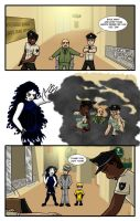 Villainy 1: Page 11 by excelcomics
